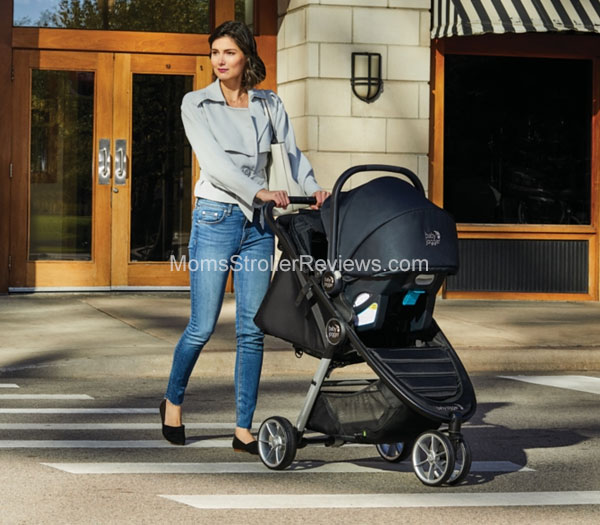 New Baby Jogger City Mini 2 2019 Stroller Review