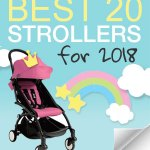 Mom's Picks: Top 20 Best Strollers for 2018