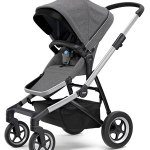 NEW! Thule Sleek 2018 Stroller Review