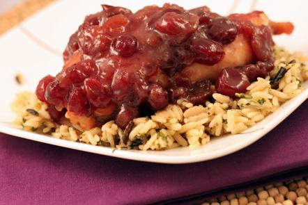 Cranberry_Chicken