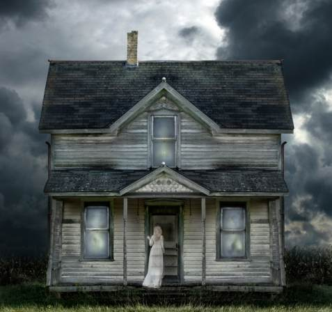 Moms Who Think Haunted House Ideas
