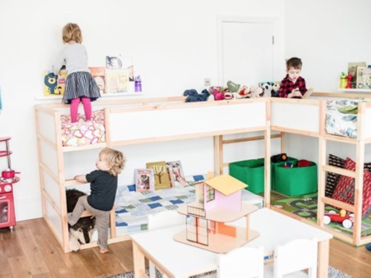 31 Ikea Bunk Bed Hacks That Will Make Your Kids Want To Share A Room