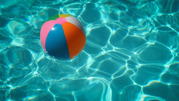 sea, swimming pool, water