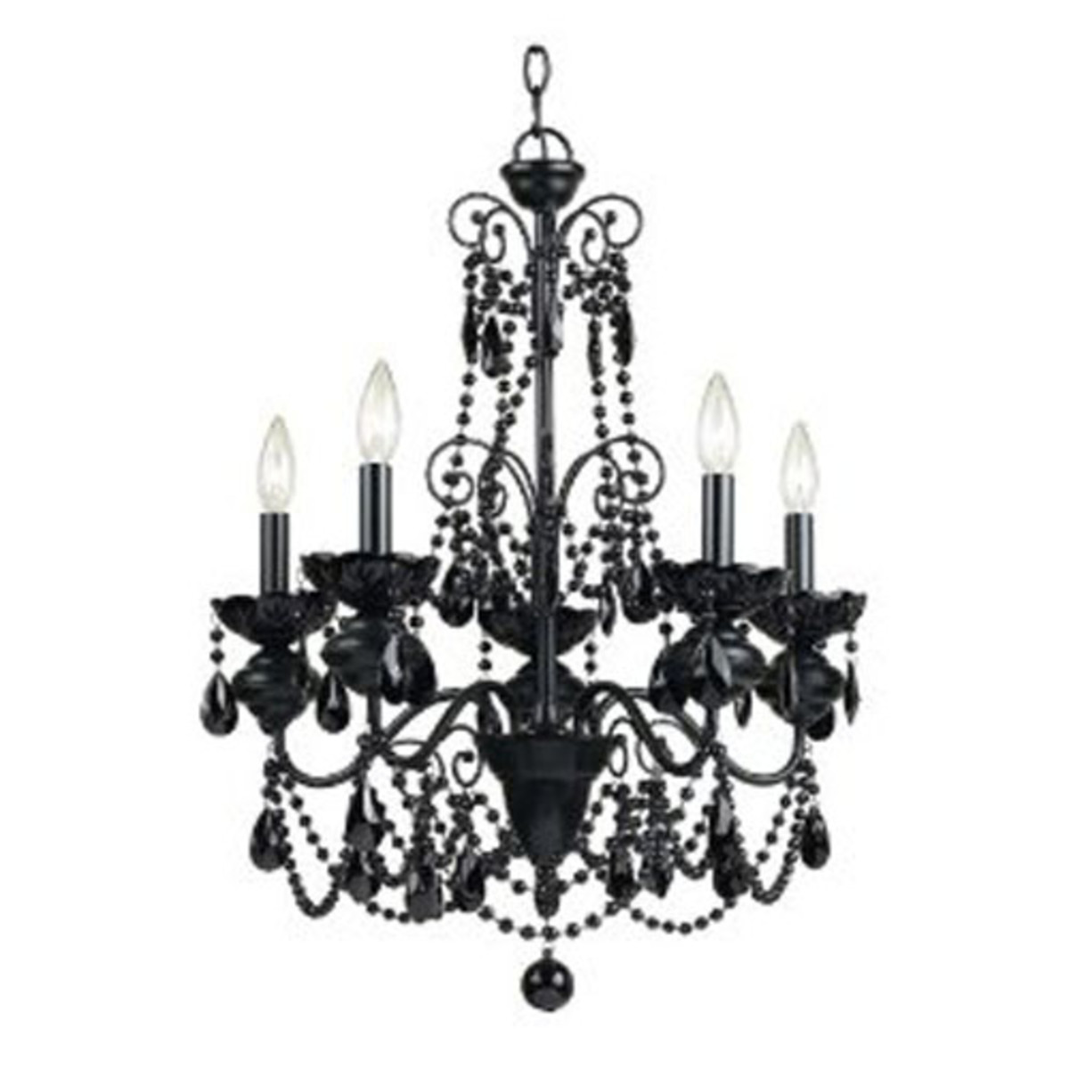 10 Chandeliers For Your Little Princess Room