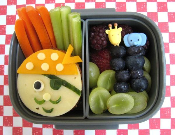 Lunch Ideas with Bento Boxes - MomTrendsMomTrends