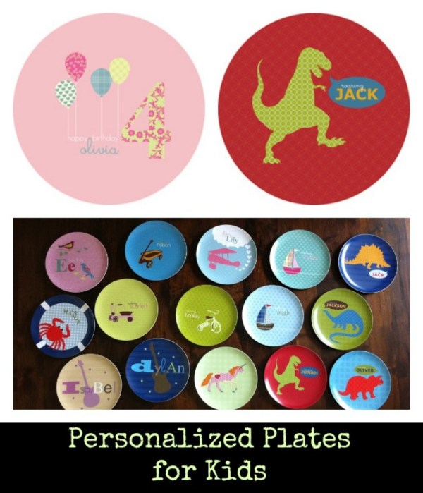 Dylbug: Cute Personalized Plates for Kids - MomTrendsMomTrends