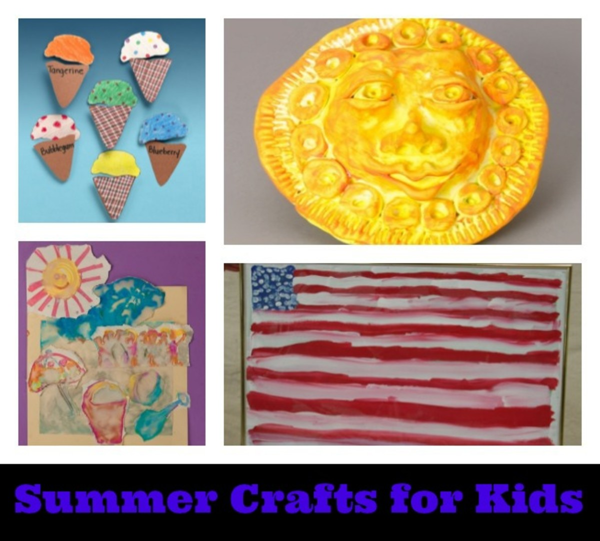 Celebrate June Holidays For Kids With Crayola