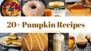 Pumpkin Recipes to Make this Fall