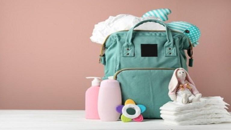 Diaper Bag Guide 101