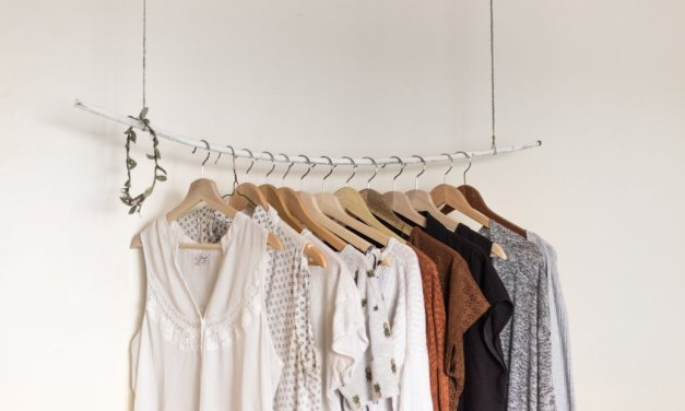 How to arrange loads of clothing in very small Closet space