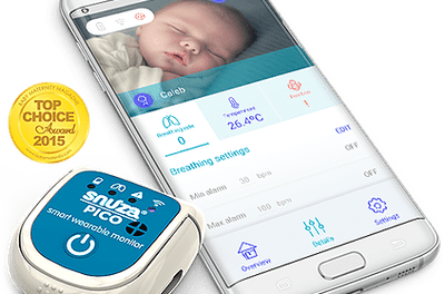 Pico Baby Monitor – Pico Baby Sense for Children – Baby Breathing Monitor review