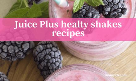 Juice plus shake recipes – Best healthy shake and milkshake recipe