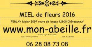 étiquette 2016