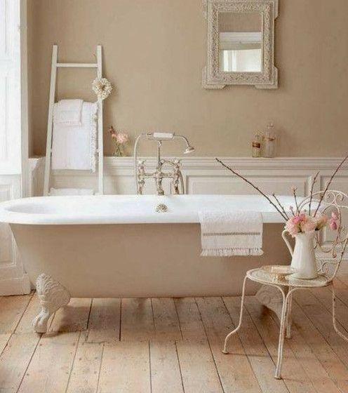 Comment Decorer Une Salle De Bain De Style Romantique Mon Carnet Deco