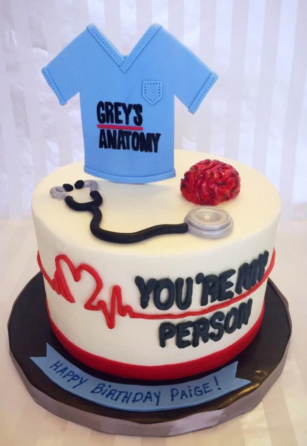 Gâteau d'anniversaire À livrer