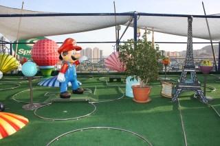 Mini Golf Centro Comercial la Marina