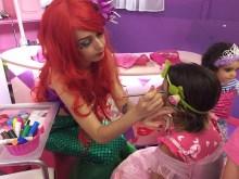 maquillaje ariel