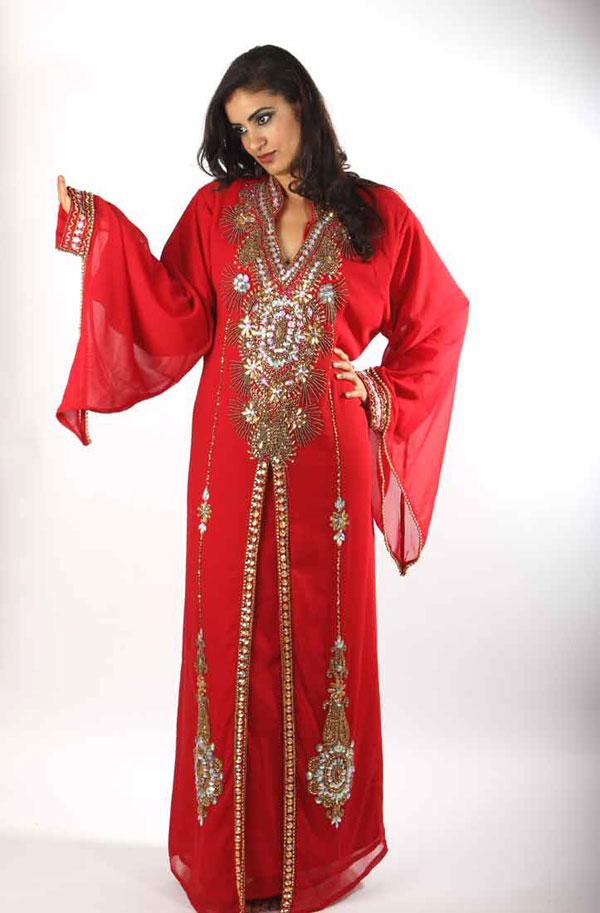 Mode In Dubai Faracha Robe Dubai Et Caftan Valence