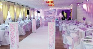 salle de mariage oriental
