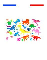 tatouage dinosaures pour enfants