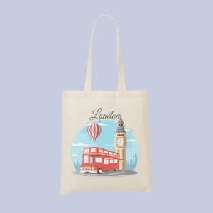 tote bag londres