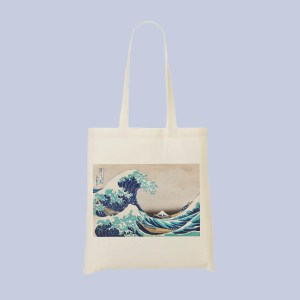 tote bag vague kanawaga