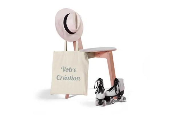 tote bag personnalise mobile - Mon-Tote-Bag.fr