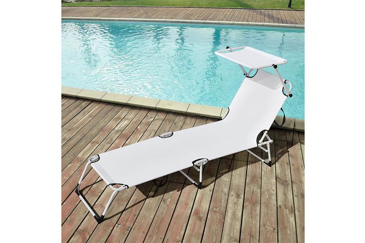 casa pro bain de soleil pliable le