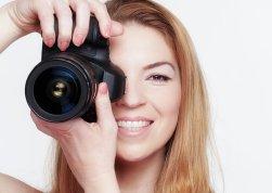 using camera