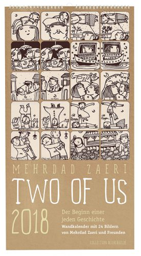 Mehrdad Zaeri, Two of us | monalisablog | Literatur – Gedichte ...
