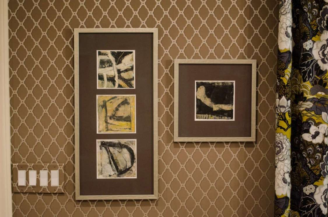 Mona Lisa Framing – Stories: To Each Her Own