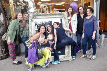 Mona Lisa Framing: Girls Night Out – Supporting Our Community