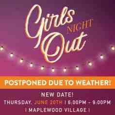 Mona Lisa Framing: Girls Night Out Postponed
