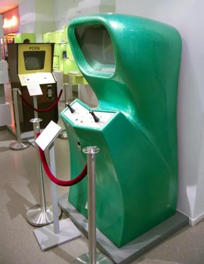 Idole du Cumputerspielmuseum