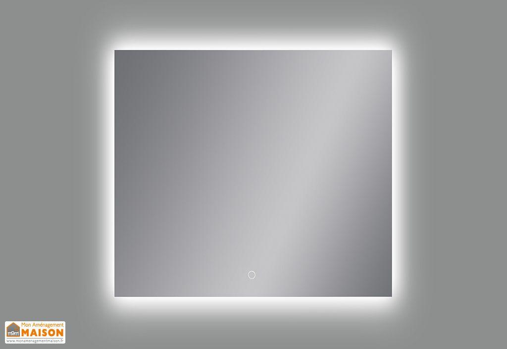 Miroir De Salle De Bain A Led Estela Pls Dimensions Acb
