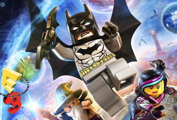 LEGO Dimensions E3