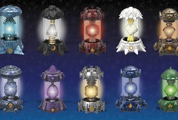 Skylanders Imaginators Creation Crystals