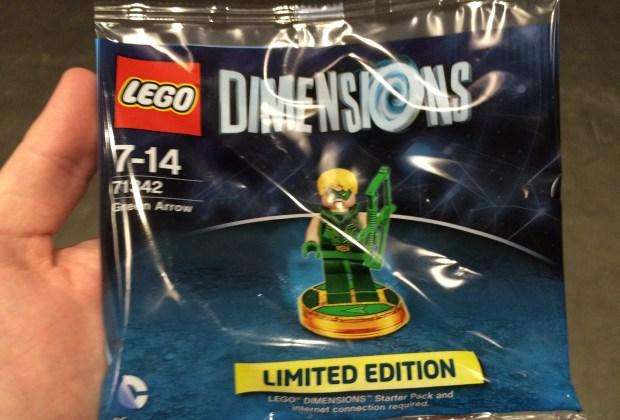 LEGO Dimensions - Green Arrow