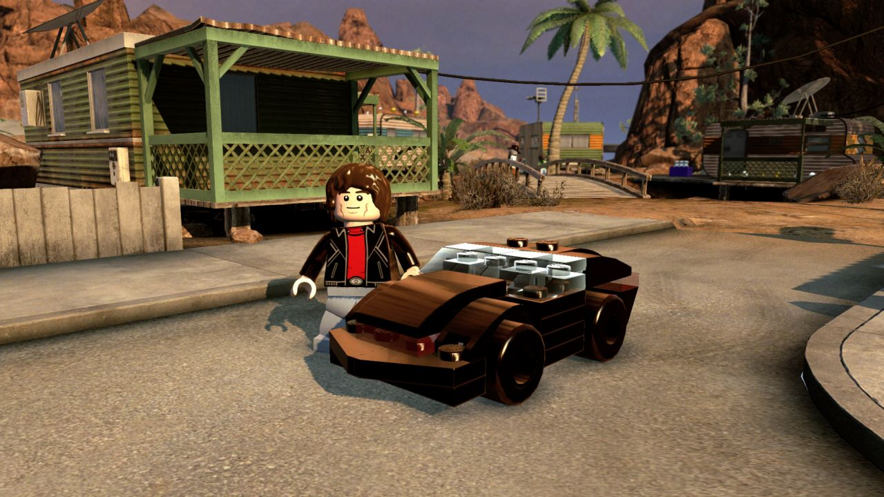 LEGO Dimensions - Knight Rider Adventure World