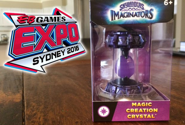 Skylanders Imaginators - Magic Creation Crystal