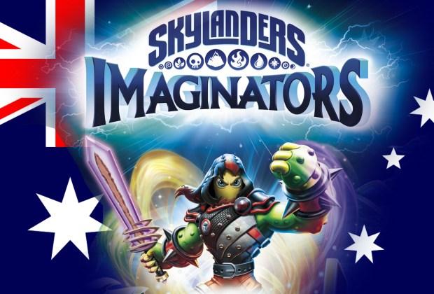 Skylanders Imaginators Australia