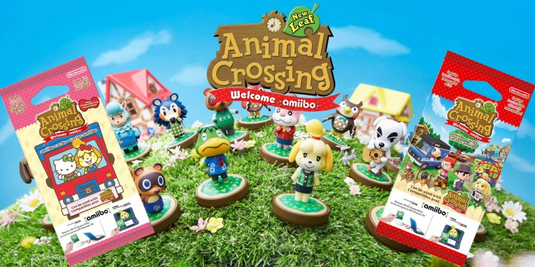 A Concise Guide to the Different amiibo Functions in Animal Crossing
