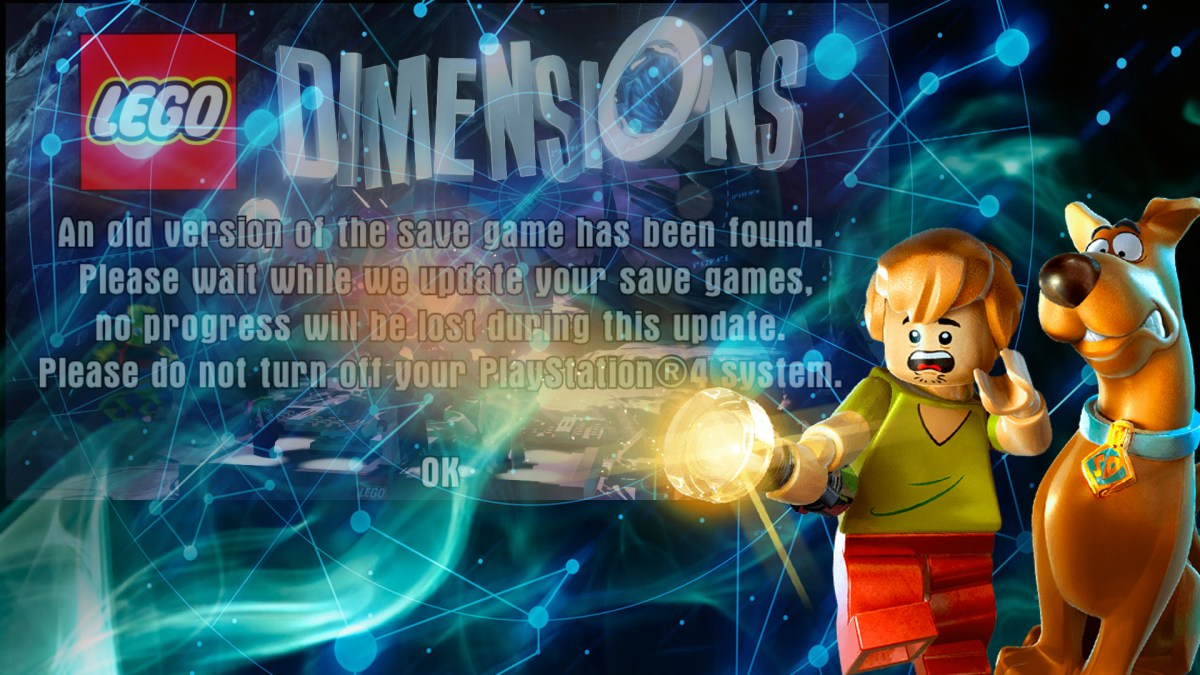 Don't Worry, the LEGO Dimensions Update Hasn't Deleted Your Year 2 Progress - Here's How the Process Works