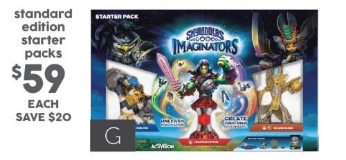 Skylanders Imaginators Starter Pack @ Target