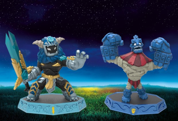 New Skylanders Imaginators Content