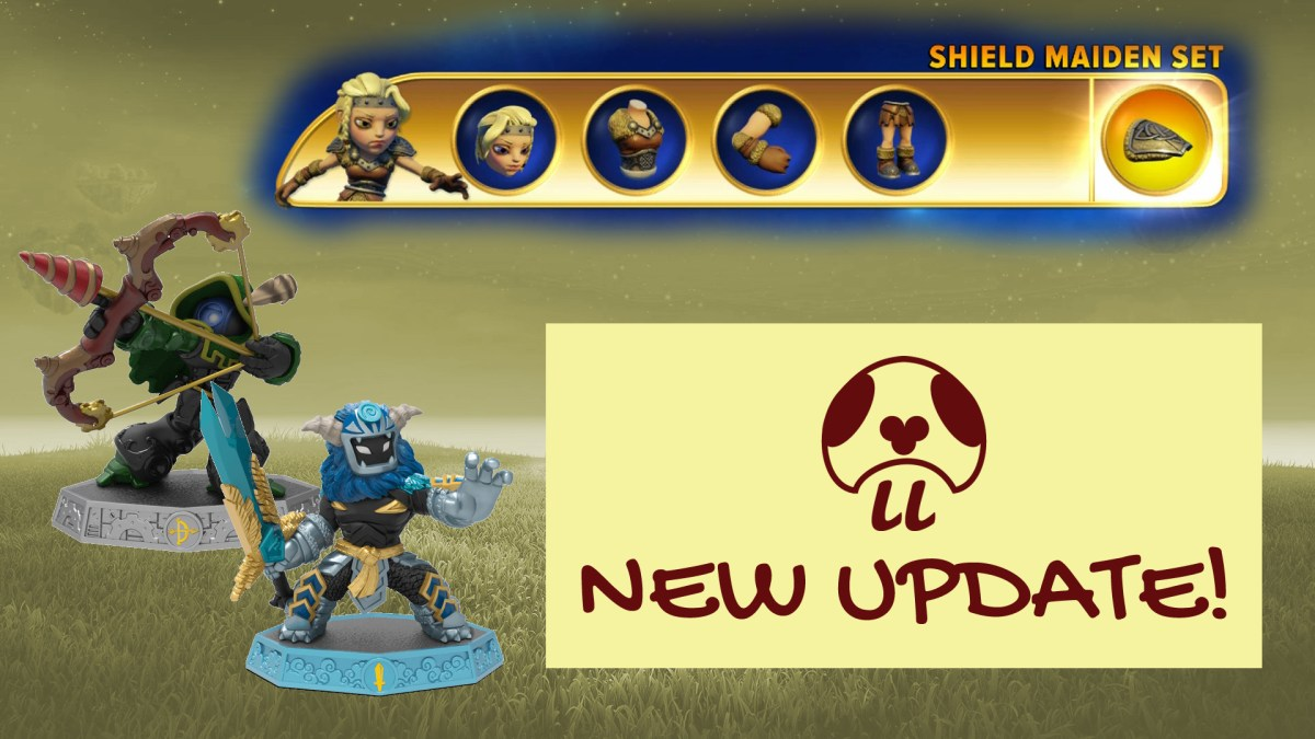 A New Skylanders Imaginators Update Confirms a 5th Adventure Pack and Adds New Imaginator Parts