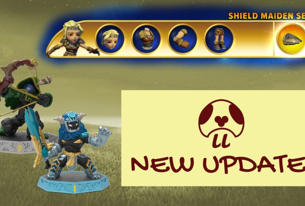 New Skylanders Imaginators Patch