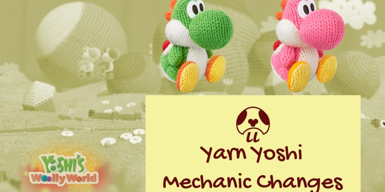 Yoshis Woolly World Boss Guide  Yoshis Wooly World