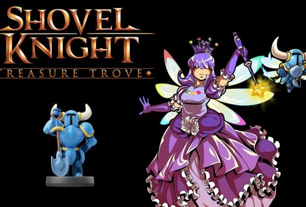 Shovel Knight - Fairy of Shovelry amiibo Function