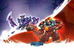 Lightseekers Awakening - Dread and Mountain Order Heroes